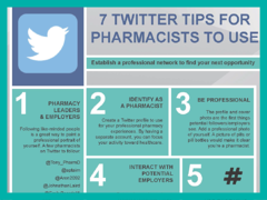Pharmacy Twitter Tips