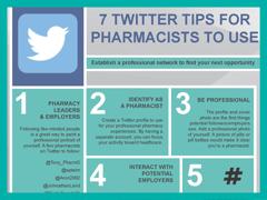 Pharmacy Twitter Tips